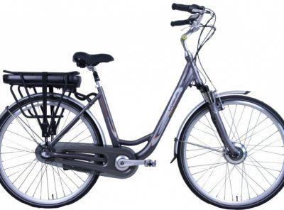 Vogue Basic ECC 28 Inch 50 cm Dames 3V Rollerbrake Zwart