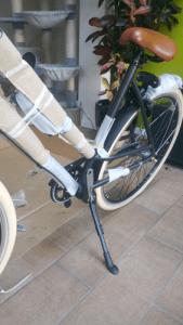 fiets assemblage stap 4 verder uitpakken